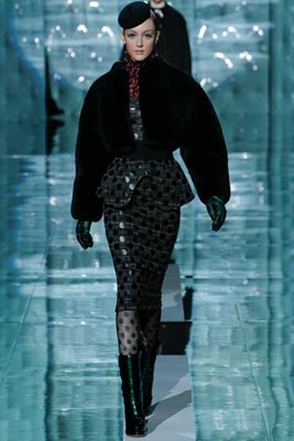 Marc Jacobs F/W 2011 - Frances Coombe