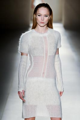 Animale F/W 2011 - Raquel Zimmerman