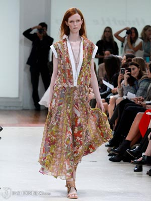Zimmermann S/S 2011/12 - Alice Burdeu