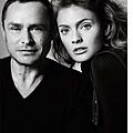 Harper's Bazaar Espana April 2011:Constance Jablonski & Tom Pecheux