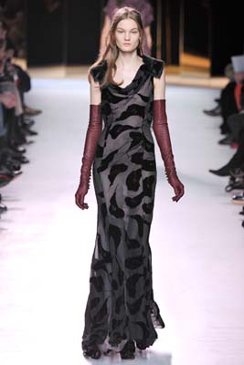 Nina Ricci F/W 2011 - Kirsi Pyrhonen