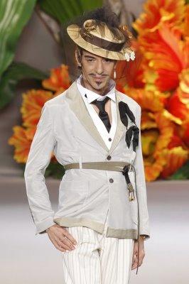 Christian Dior Haute Couture F/W 2010:John Galliano