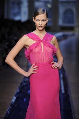 Jason Wu S/S 2011 : Karlie Kloss