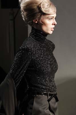 Jean Paul Gaultier F/W 2011 - Coco Rocha