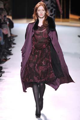 Nina Ricci F/W 2011 - Chantal Stafford Abbott
