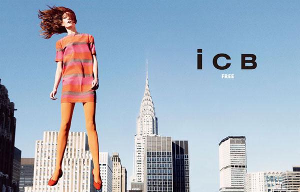 iCB Spring 2011 : Karlie Kloss