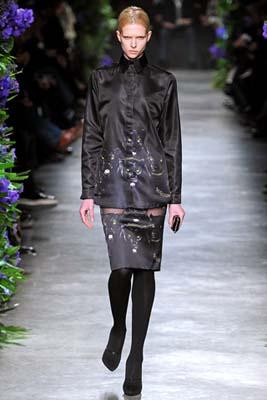 Givenchy F/W 2011 - Alyona Subbotina