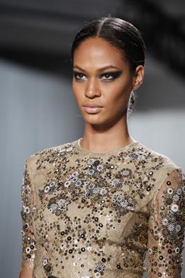 Jason Wu F/W 2011 - Joan Smalls