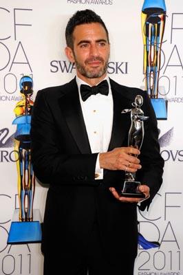 2011 CFDA Fashio Awards - Marc Jacobs