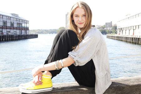 2010 Girlfriend Rimmel Model Search - Jemma Baines