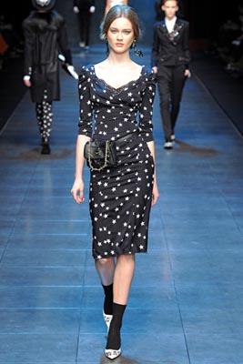 Dolce & Gabbana F/W 2011 - Jac