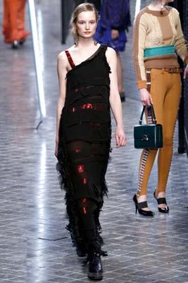 Sonia Rykiel F/W 2011 - Maud Welzen