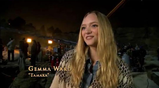 Pirates of the Caribbean: On Stranger Tides - Gemma Ward