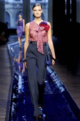 Jason Wu S/S 2011 : Constance Jablonski
