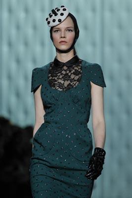 Marc Jacobs F/W 2011 - Suvi Koponen