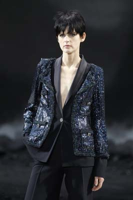 Chanel F/W 2011 - Stella Tennant