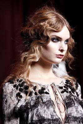 Christian Dior F/W 2011 - Agnete Hegelund