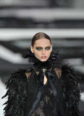 Chanel S/S 2011 : Sasha Pivovarova