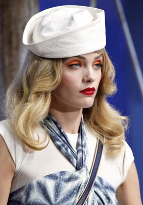 Christian Dior S/S 2011 : Heidi Mount