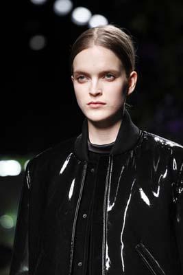 Givenchy F/W 2011 - Mirte Maas