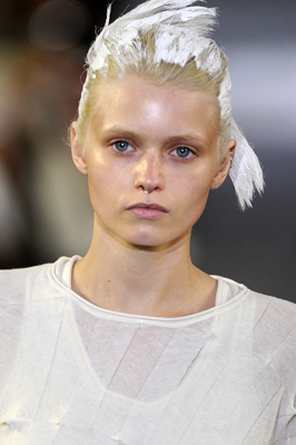 Alexander Wang S/S 2011 : Abbey Lee