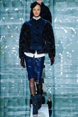 Marc Jacobs F/W 2011 - Karmen Pedaru