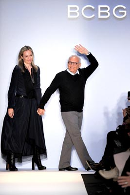BCBG F/W 2011 - Lubov and Max Azria