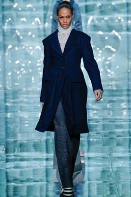 Marc Jacobs F/W 2011 - Joan Smalls