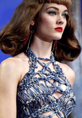 Christian Dior S/S 2011 : Jac