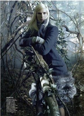 Vogue August 2010:Christina Kruse