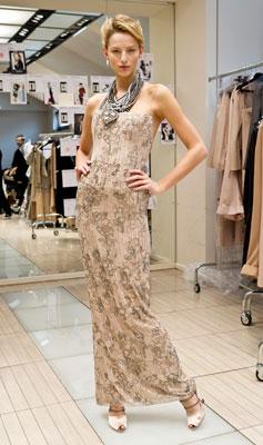 First Look : Giorgio Armani F/W 2011 - Michaela kocianova