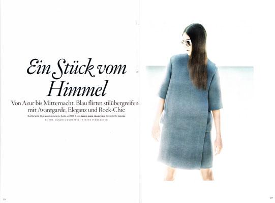 Vogue Germany May 2011 - Jacquelyn Jablonski