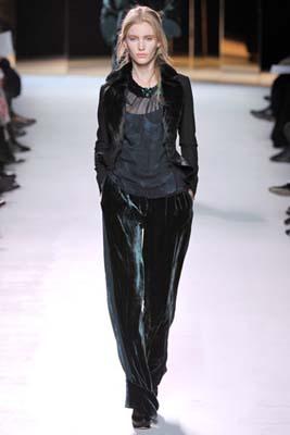 Nina Ricci F/W 2011 - Emily Baker