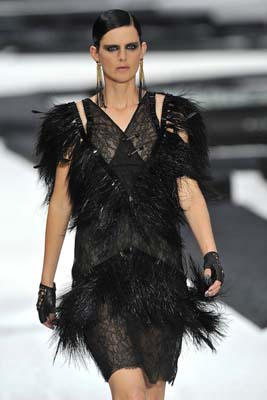 Chanel S/S 2011 : Stella Tennant