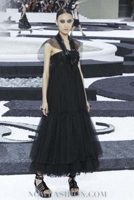 Chanel S/S 2011 : Shu Pei