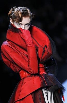 Christian Dior Haute Couture S/S 2011 - Olga Sherer