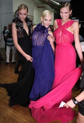 Jason Wu S/S 2011 : Frida Gustavsson,Ginta Lapina & Karlie Kloss