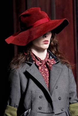 Christian Dior F/W 2011 - Coco Rocha