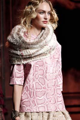 Christian Dior F/W 2011 - Candice Swanepoel