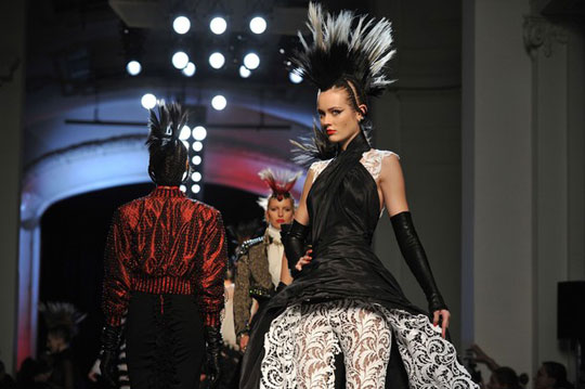 Reload this Page Jean Paul Gaultier Haute Couture S/S 2011