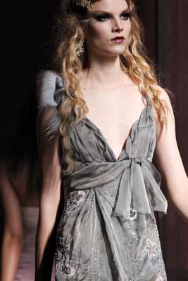 Christian Dior F/W 2011 - Suvi Koponen