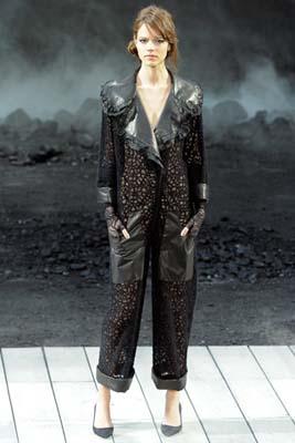 Chanel F/W 2011 - Freja Beha Erichsen