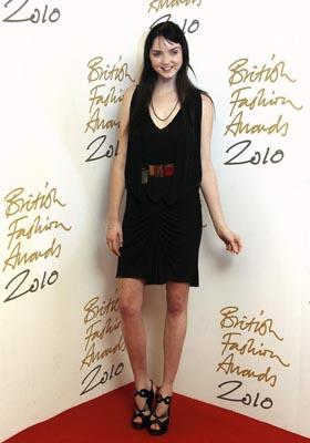 BFA 2010 - Lily Cole