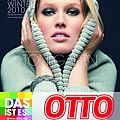 Toni Garrn is Otto's New Cover Star