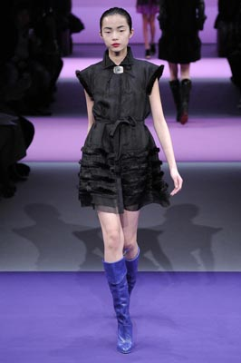 Shiatzy Chen F/W 2011 - Xiao Wen