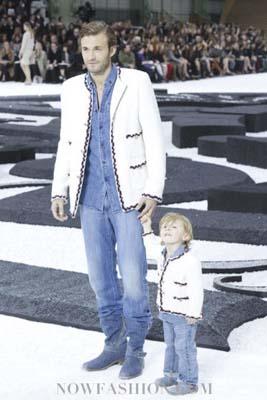 Chanel S/S 2011 : Brad Kroenig