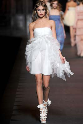 Christian Dior F/W 2011 - Keke Lindgard
