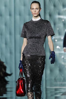 Marc Jacobs F/W 2011 - Aymeline Valade