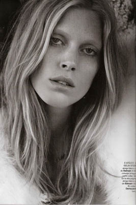 Vogue España November 2010:Iselin Steiro