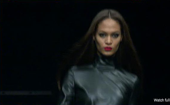 Hugo Boss F/W 2011 - Hugo Boss F/W 2011 - Joan Smalls